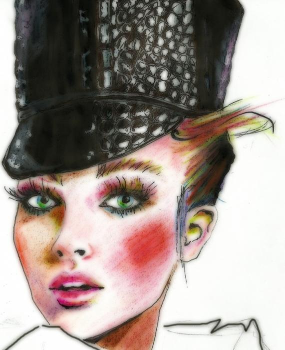 Gwen Loos por Flara